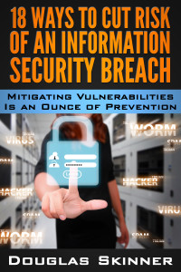18 Ways to Cut Risk of an Information Security Breach Cover